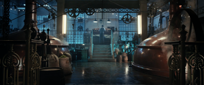 stella artois production design